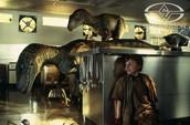 Jurassic Park Antagonist