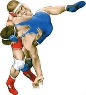 Wrestling Callouts