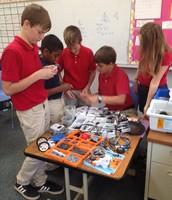 Pensacola Junior Academy, September 2015