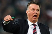 Louis Van Gaal (the Coach) is like the Nucleus.