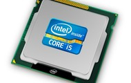 Another example of a CPU from intel