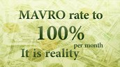超级MMM月息100%