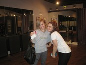 Ladies ROCK, on and off the barre!