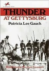 in 1863 america was at war with itself.  a kid named tilley pierce lived in the town of gettysburgh when they war of gettysburg happened.  she new after the first cannjon that would be a day she would never ever forget.