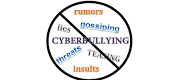 IF YOU CYBER BULLY PEOPLE YOU CAN HURT PEOPLES LIVES