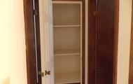 Upstairs Hallway Closet