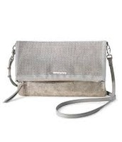 Waverly Petite - Slate Grey Perf/Brushed Metallic $44  (55% off)