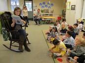 Mrs. Heupler Reads a Story!