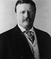 Theodore Roosevelt (during presidency)