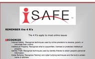 4 R's - iSAFE.org
