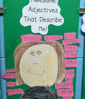 Describing yourself with adjectives...