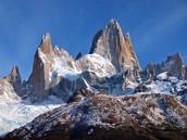 Fitz Roy, La Región de Patagonia