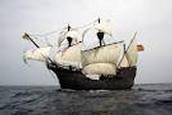Magellan´s Ship