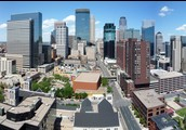 Minneapolis, Minnesotas CBD