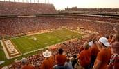 The UT Austin Stadium