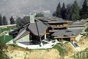 Wilt Chamberlain's house
