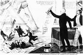 Jackson Political cartoon