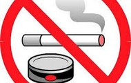 theres no smoking in my house!