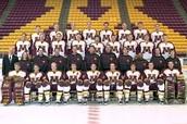 Golden Gophers Team Picture