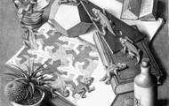 Reptiles, 1943. Lithograph.