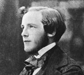 James Clerk Maxwell As A Young Man