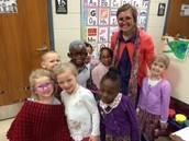 100th Day Celebration  Sallie Z Elementary