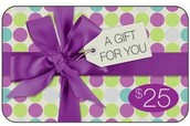 Also, for any Preferred Customer Referrals, I will send you a $25 gift card of you choice!