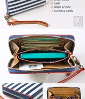 Chelsea Tech Wallet (available in many prints & leather) $59-$89