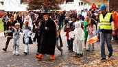 Halloween Parade October 30, @ 8:30 am
