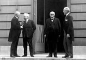 The Treaty of Versailles - 1919