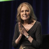 Gloria Steinem in 2014