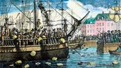 About the Boston Tea Party