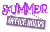 OLM SUMMER OFFICE HOURS