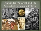 facts about the Hellenistic culture