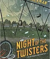 Night Of The Twisters Book!