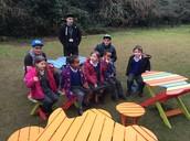 Pupils have designs on new school furniture