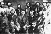 one of the first Métis advocates
