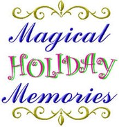 Share Your Holiday Memories from October 31st - January 15th.
