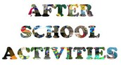 Daytime &  Afterschool Activities for students
