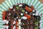 Mediterranean Quinoa Salad