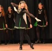 Irish Dance at Buckingham - Fitzpatrick School of Dance Assembly