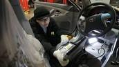 Auto electronics technician