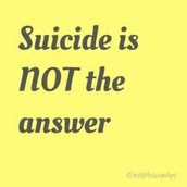 1 in 65,000 children ages 10 to 14 commit suicide each year.
