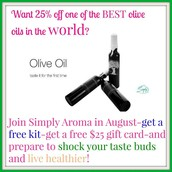 Right now we have FREE Starter Kits PLUS a $25 Gift Card!