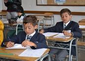 20 Olimpíada Infantil de Matemática