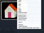 Right-click Shortcuts