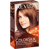 Revlon color silk hair dye