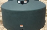 1075 Gallon Norwesco Water Tank