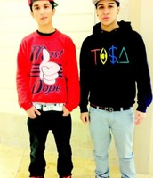 Boys with Jordan's