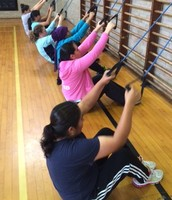 Parent Fitness Classes with Coach Anehall